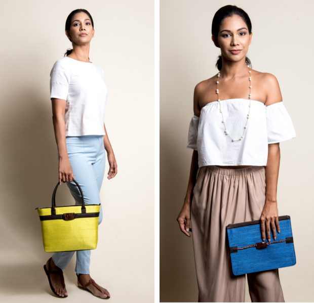 Kantala Handbag and Clutch. New Labels Only