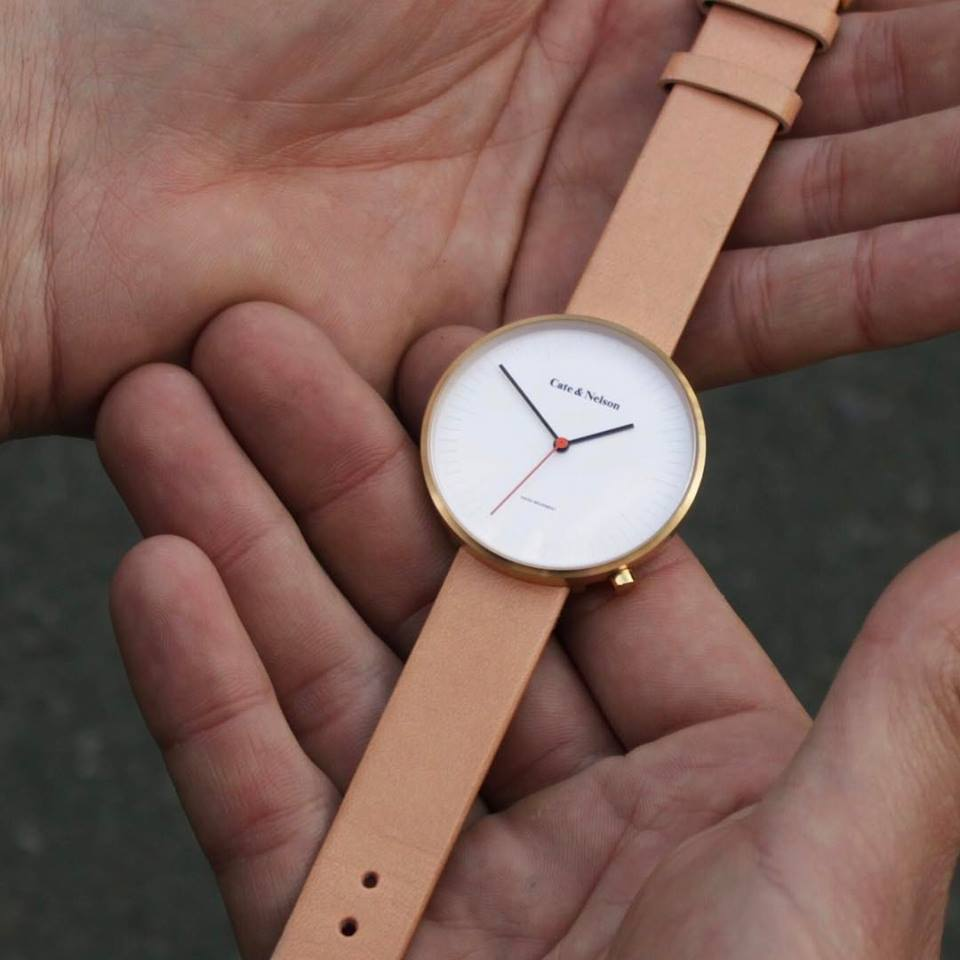 Cate and Nelson Watches. New Labels Only