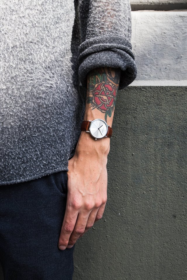 Larsen Eriksen Watches. Tattoo