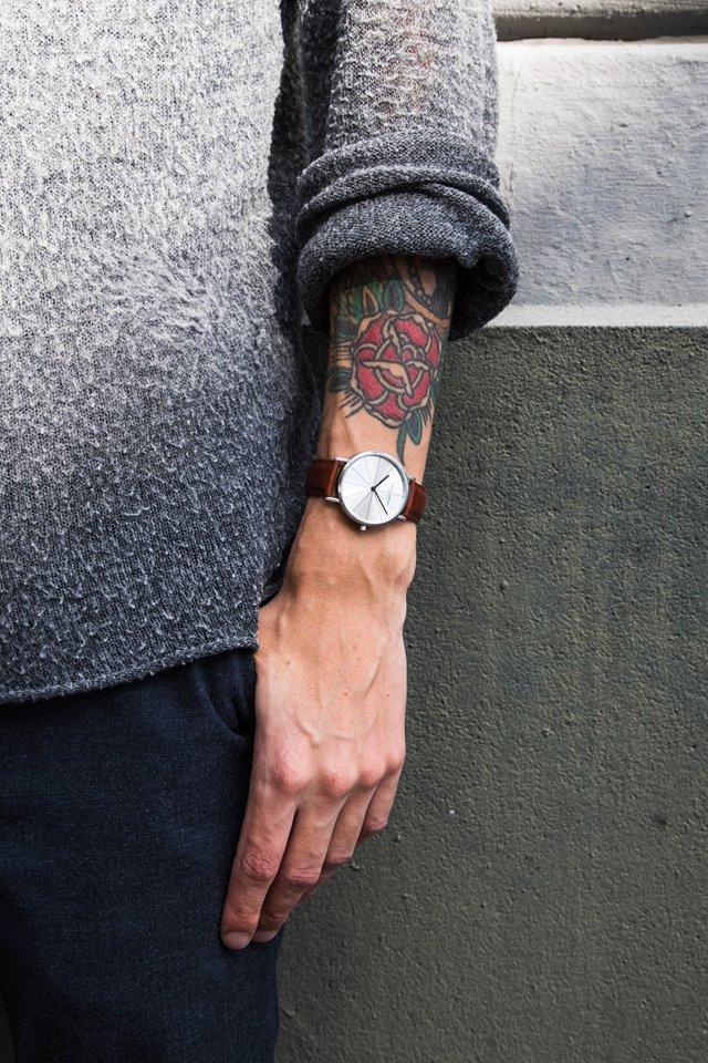Larsen Eriksen Watches. Tattoo