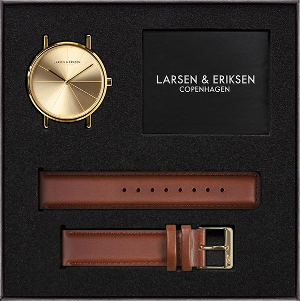 Larsen Eriksen Watches Packaging
