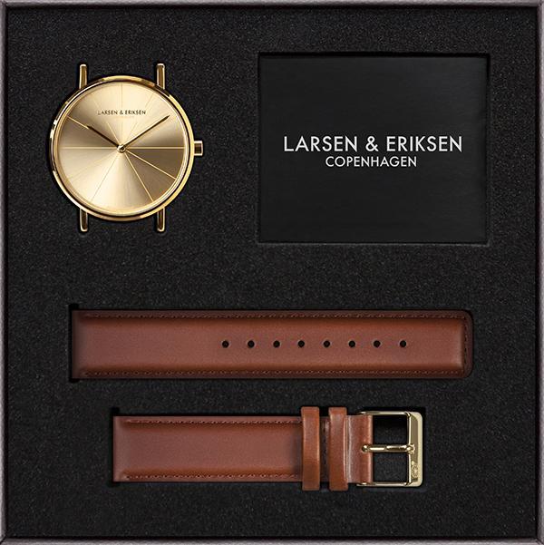 Larsen Eriksen Watches Packaging