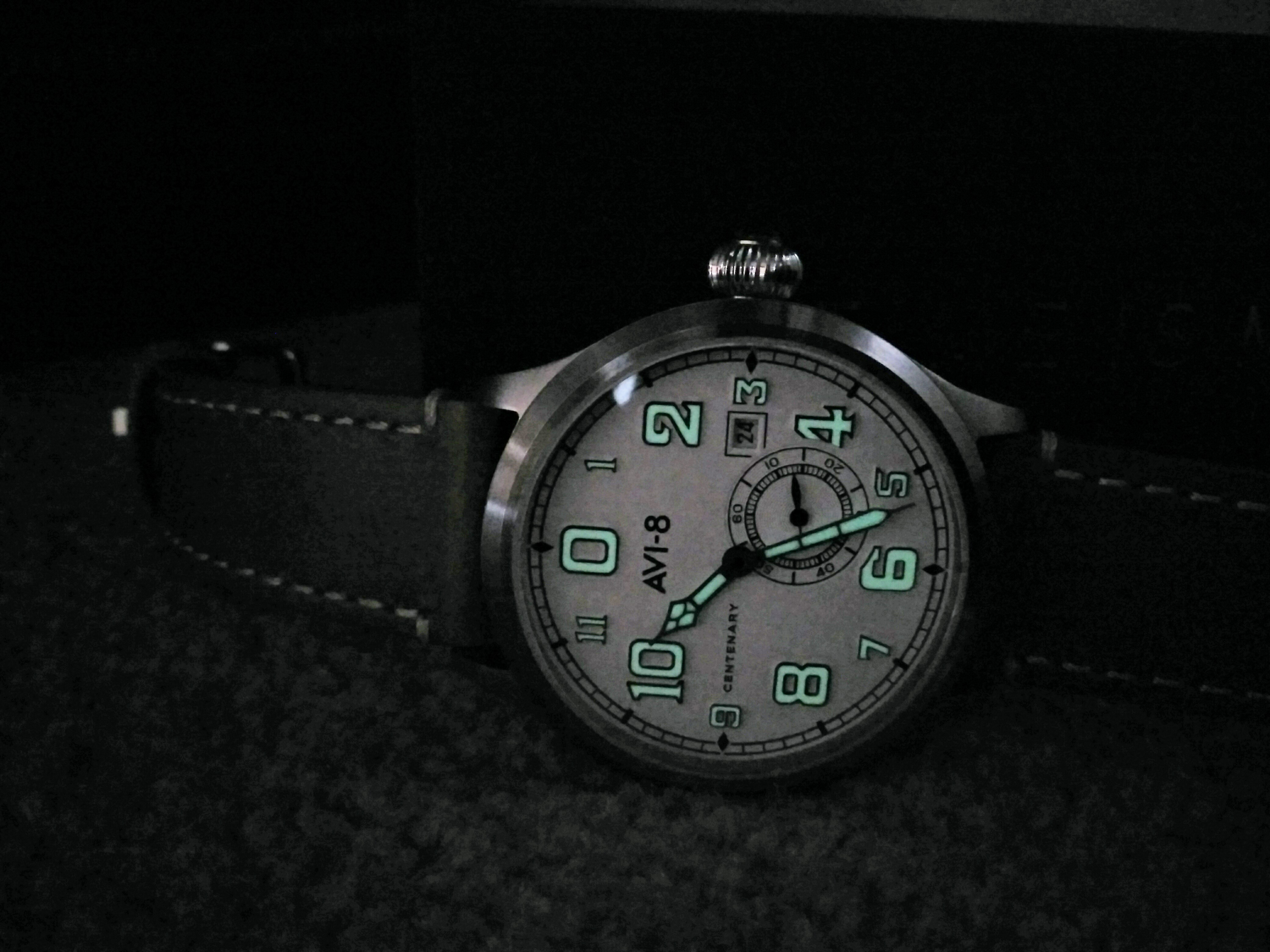 AVI-8 Centenary 1920 RAF Automatic Watch