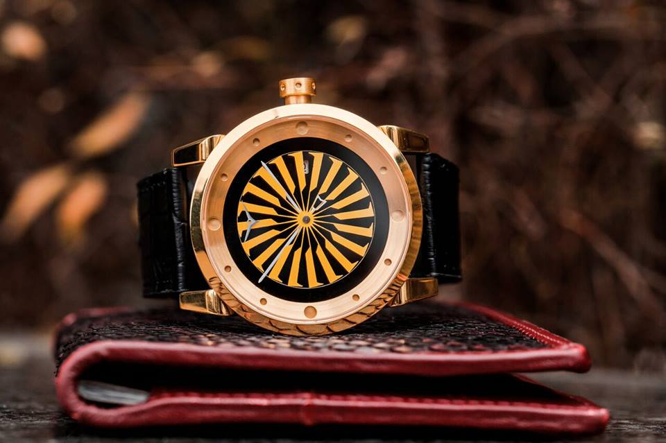 Zinvo Watch Review Gold