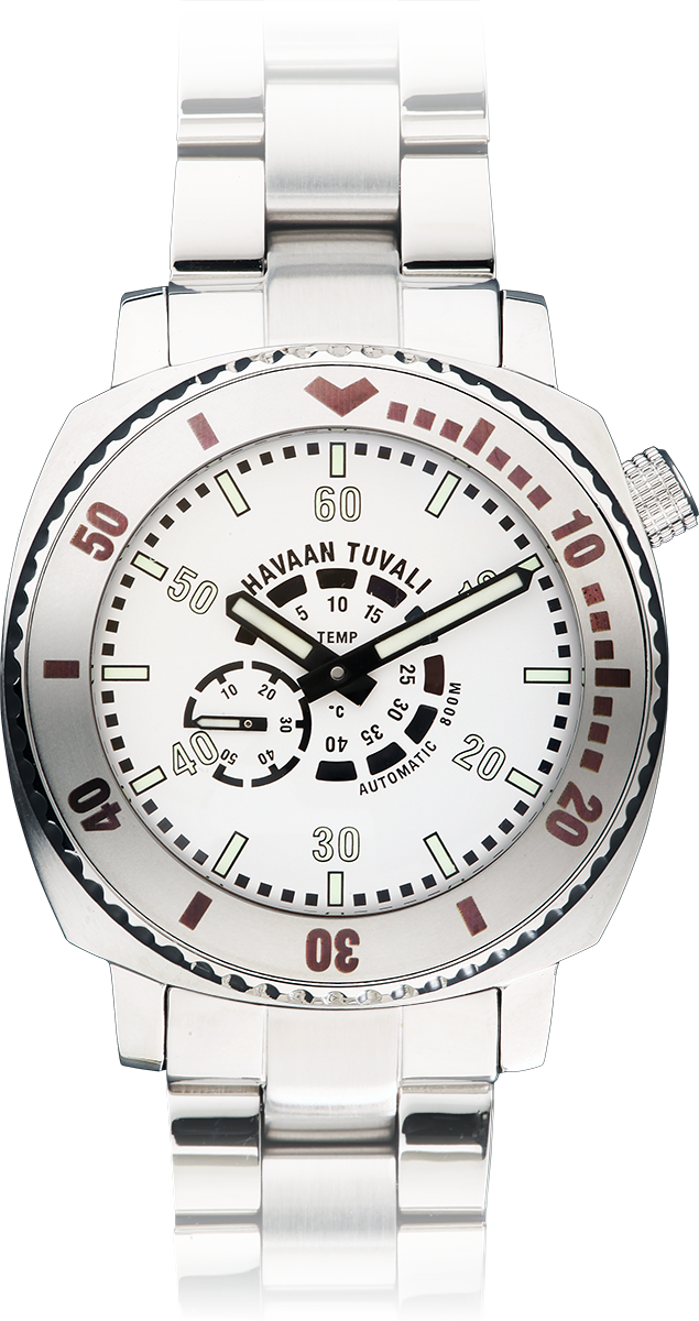 Havaan Tuvali Diver watch marlin