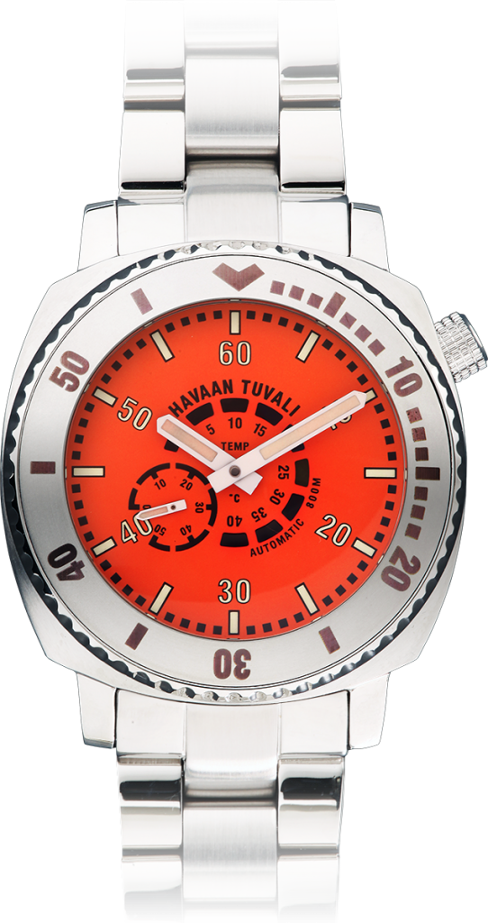 Havaan Tuvali Diver watch snapper
