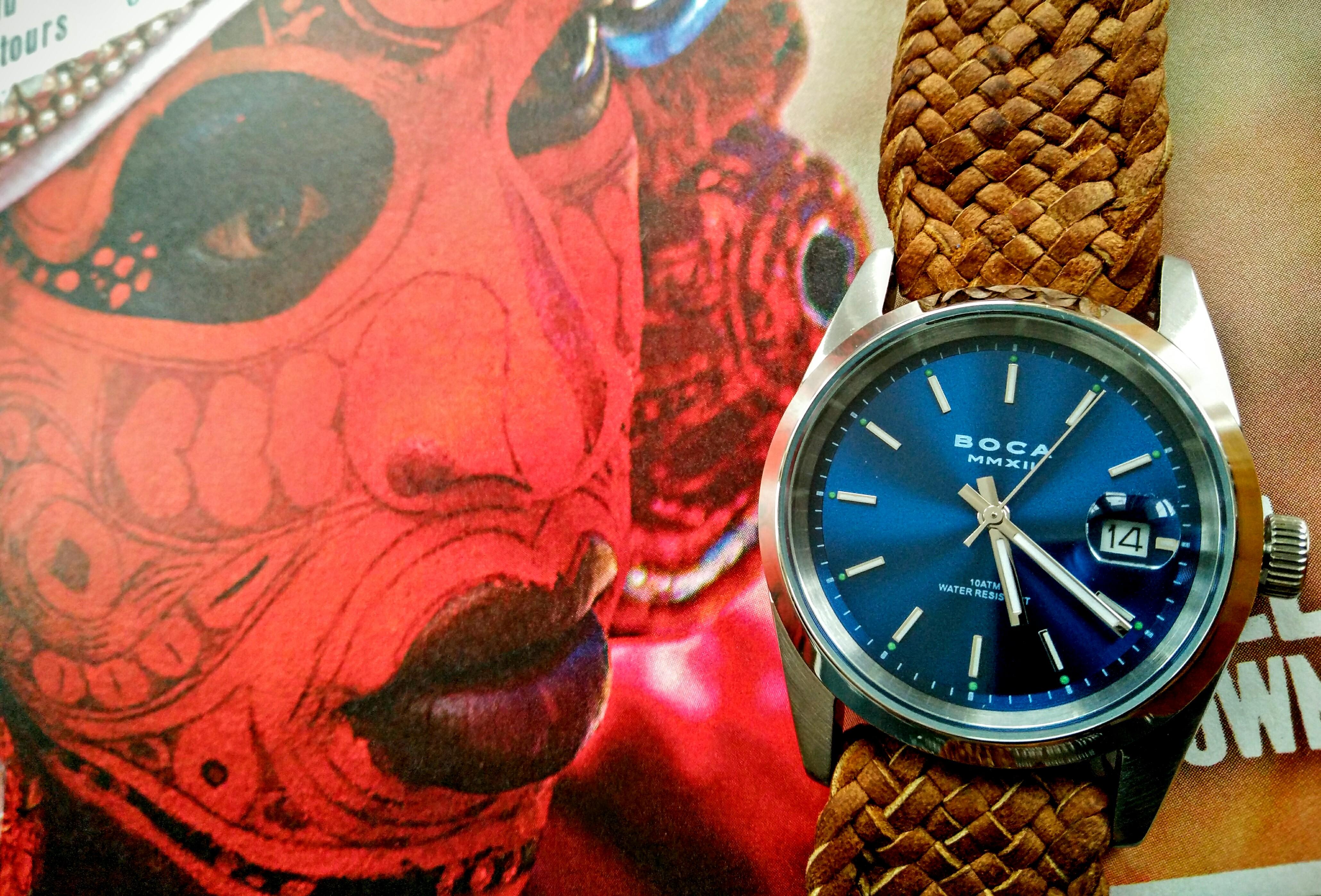 BOCA MMXII Watches