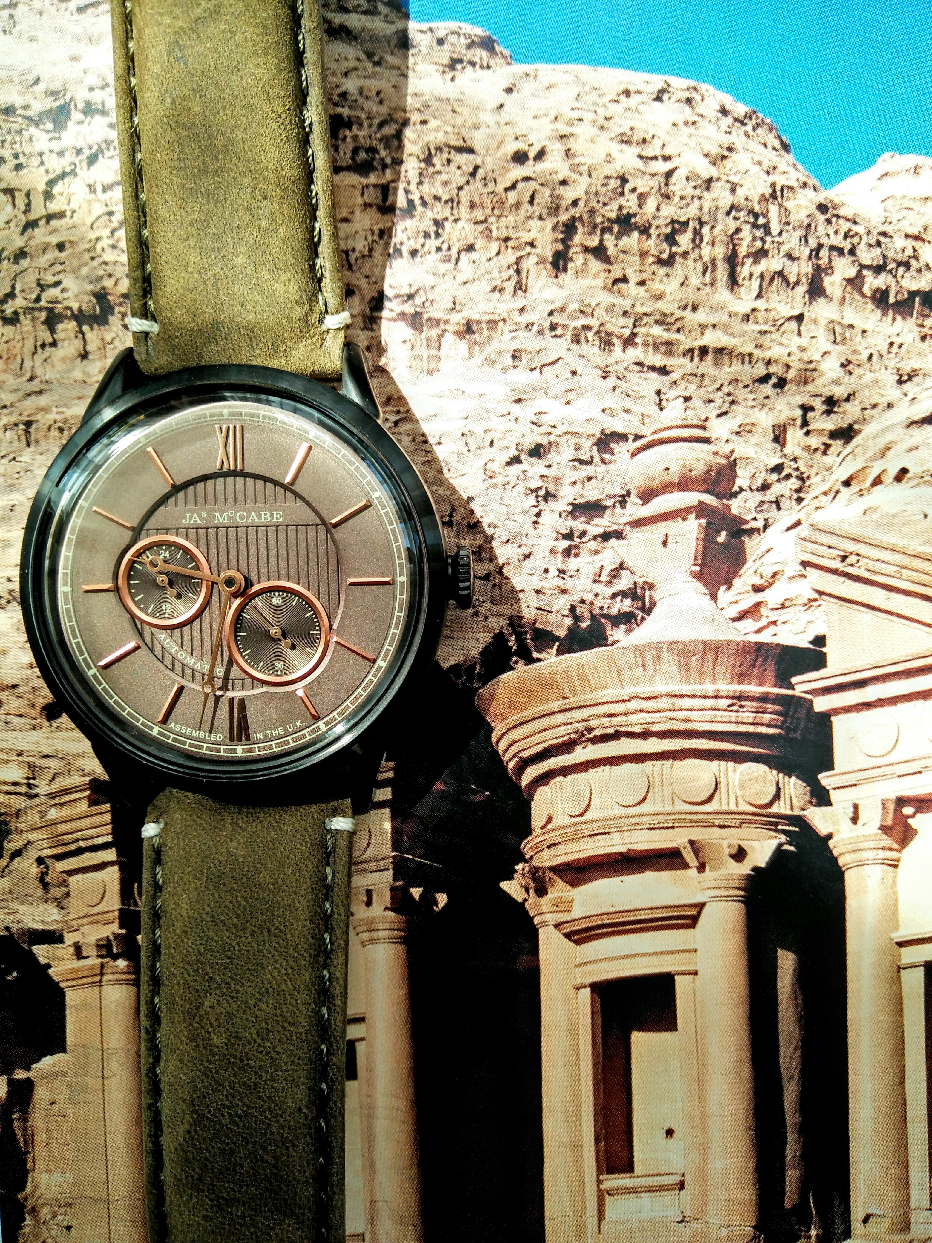 James McCabe Watches