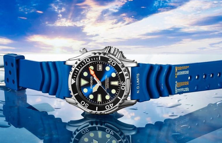 Phoibos Watches, Phoibos Watches review, cheap diver watches