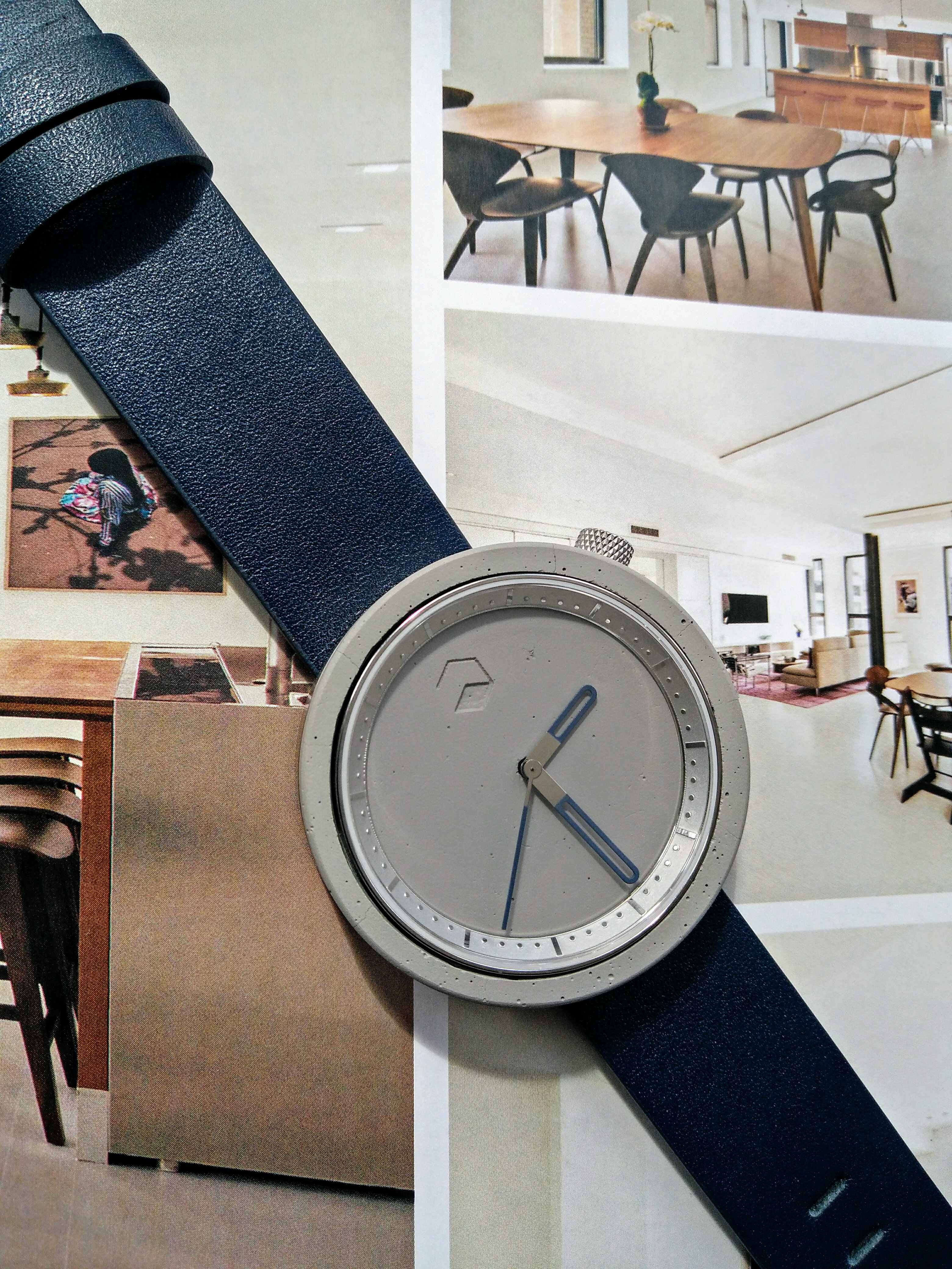 Aggregate watches review. Masonic watches. Concrete Watches