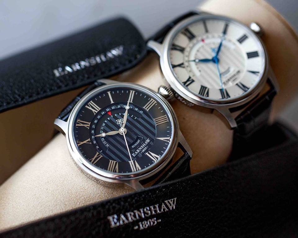 Thomas Earnshaw watch review