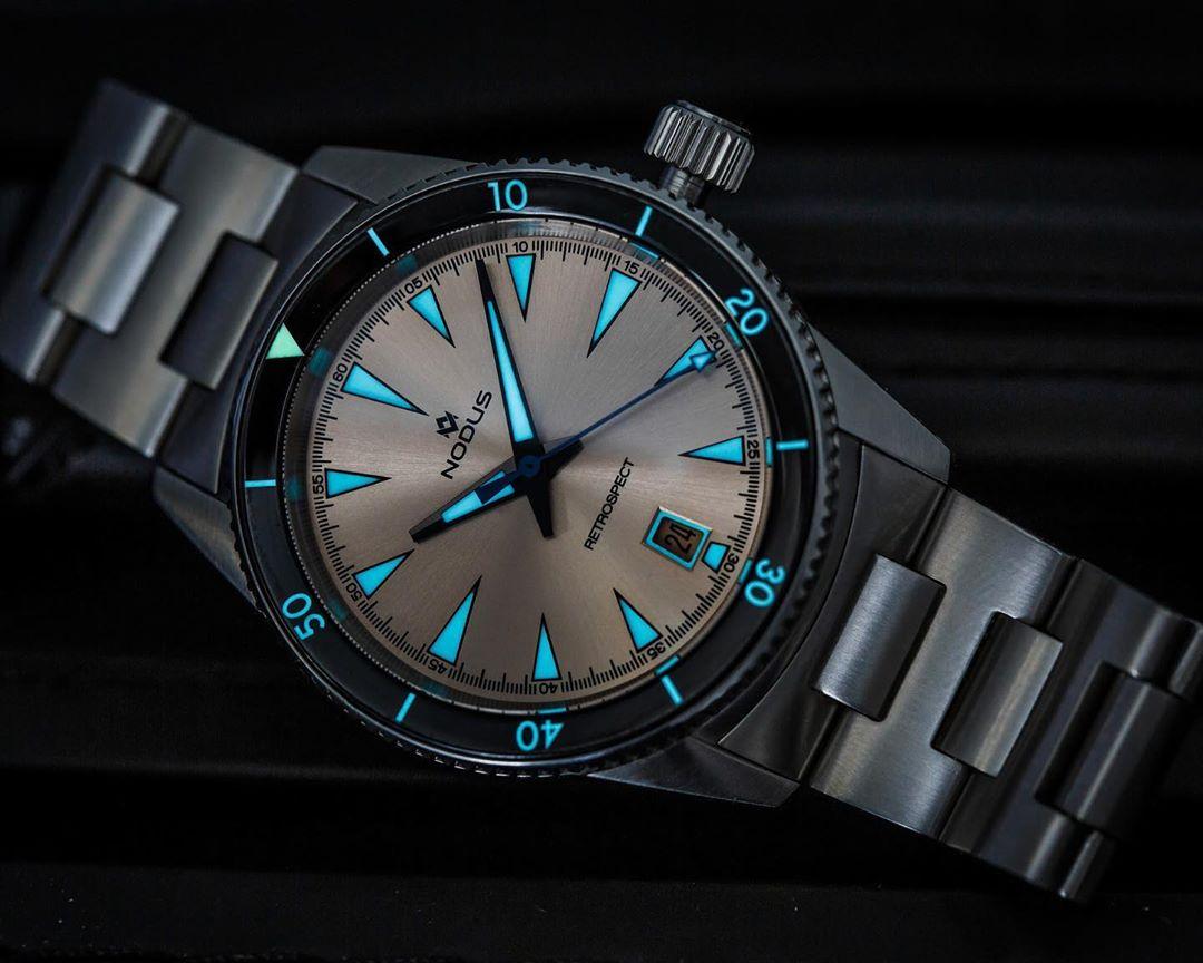 Nodus Watches Luminous