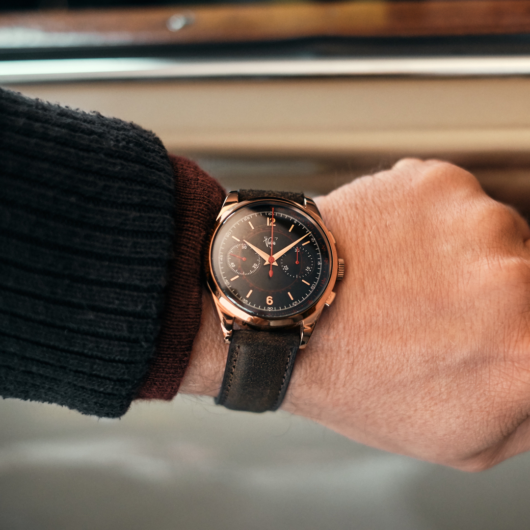 Rose Gold Vintro Watches