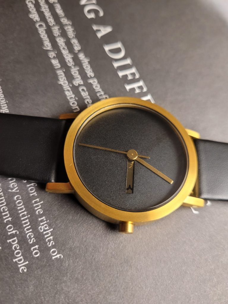 Normal Timepieces Watch Gold