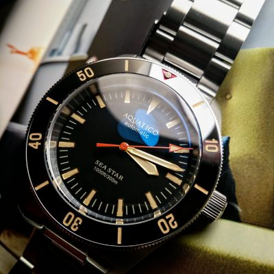 Aquatico Dive Watch