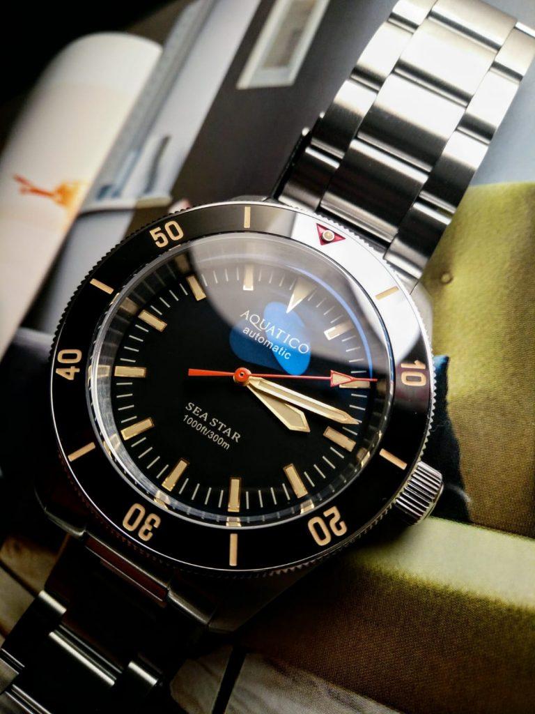 Aquatico Dive Watch