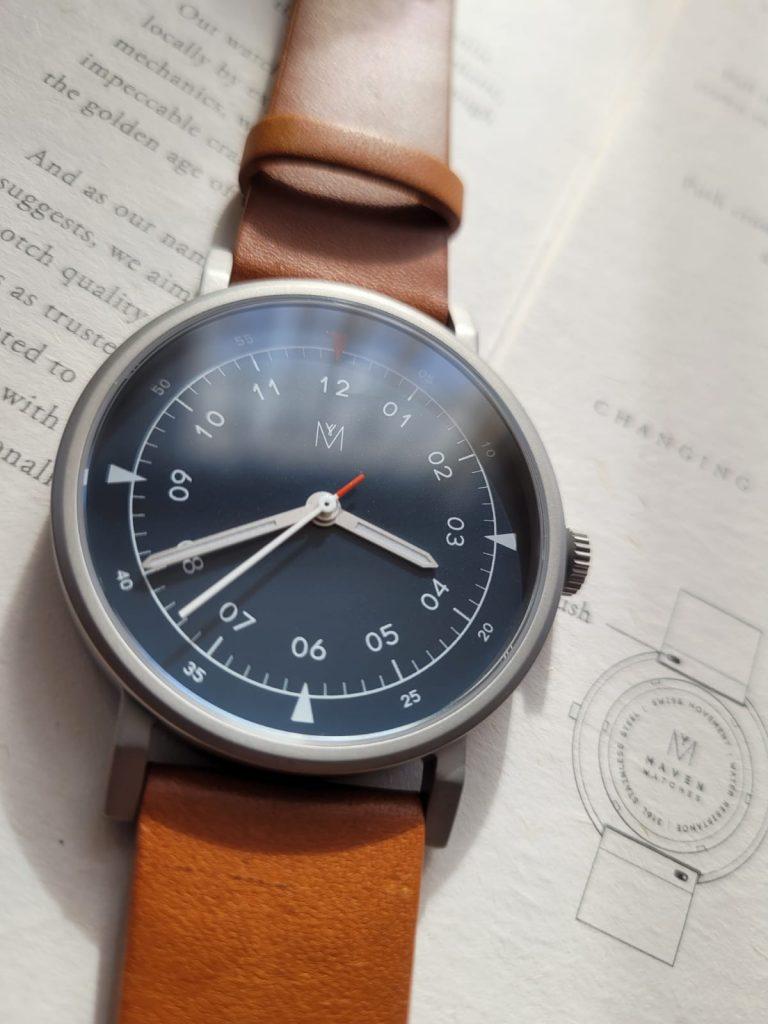 Maven Field Watch Brown
